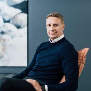 Antti Kummu -Henkilökuva